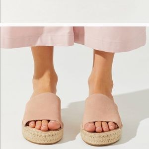 urban outfitters espadrilles slip on